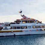 motonave rumore marittima per escursioni ad ischia