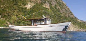 barca jolly ischia