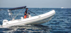 gommone opmarine 570 ischia