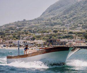 barca andor con skipper