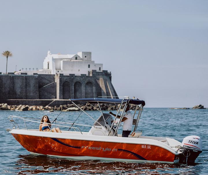 barca terminal boat