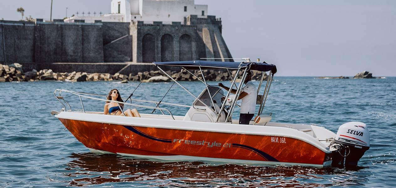 Terminal Boat
