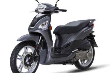 scooter 125 per noleggio a ischia